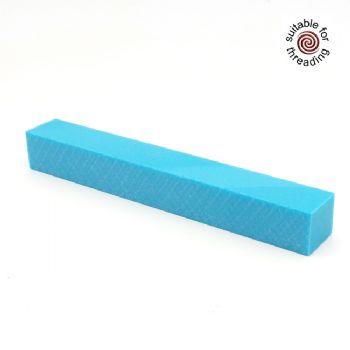 Semplicita SHDC Kingfisher Blue acrylic pen blanks